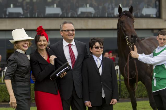Pierro winning connections