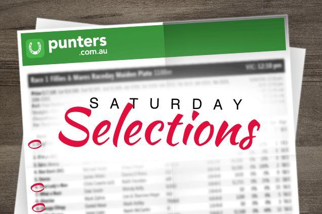 Saturday Selections