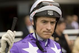 Blake Shinn's poor record has cost him a heftier suspension