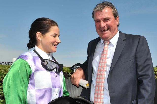 Payne rode Prince Of Penzance to victory but incurred the wrath of stewards
