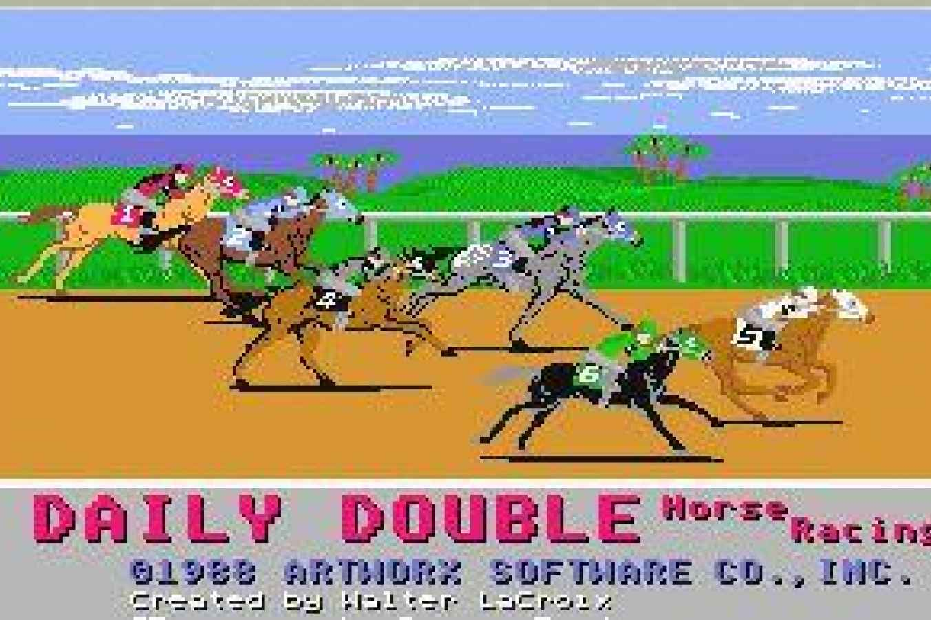 Sometimes Horse Racing Is Better Left On The Track