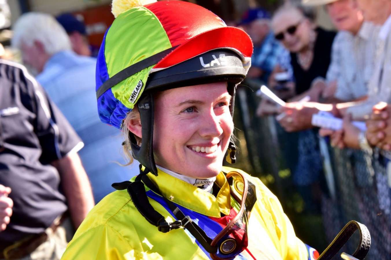 Jockey Dead After Fall At Melbourne Racecourse