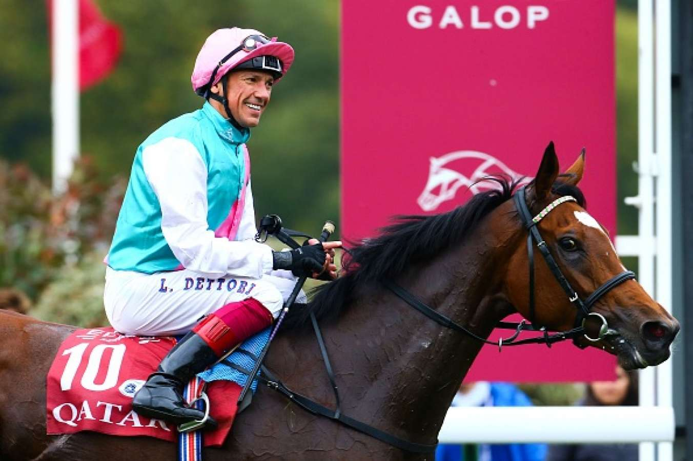 Arc heroine Enable to stay in training next season