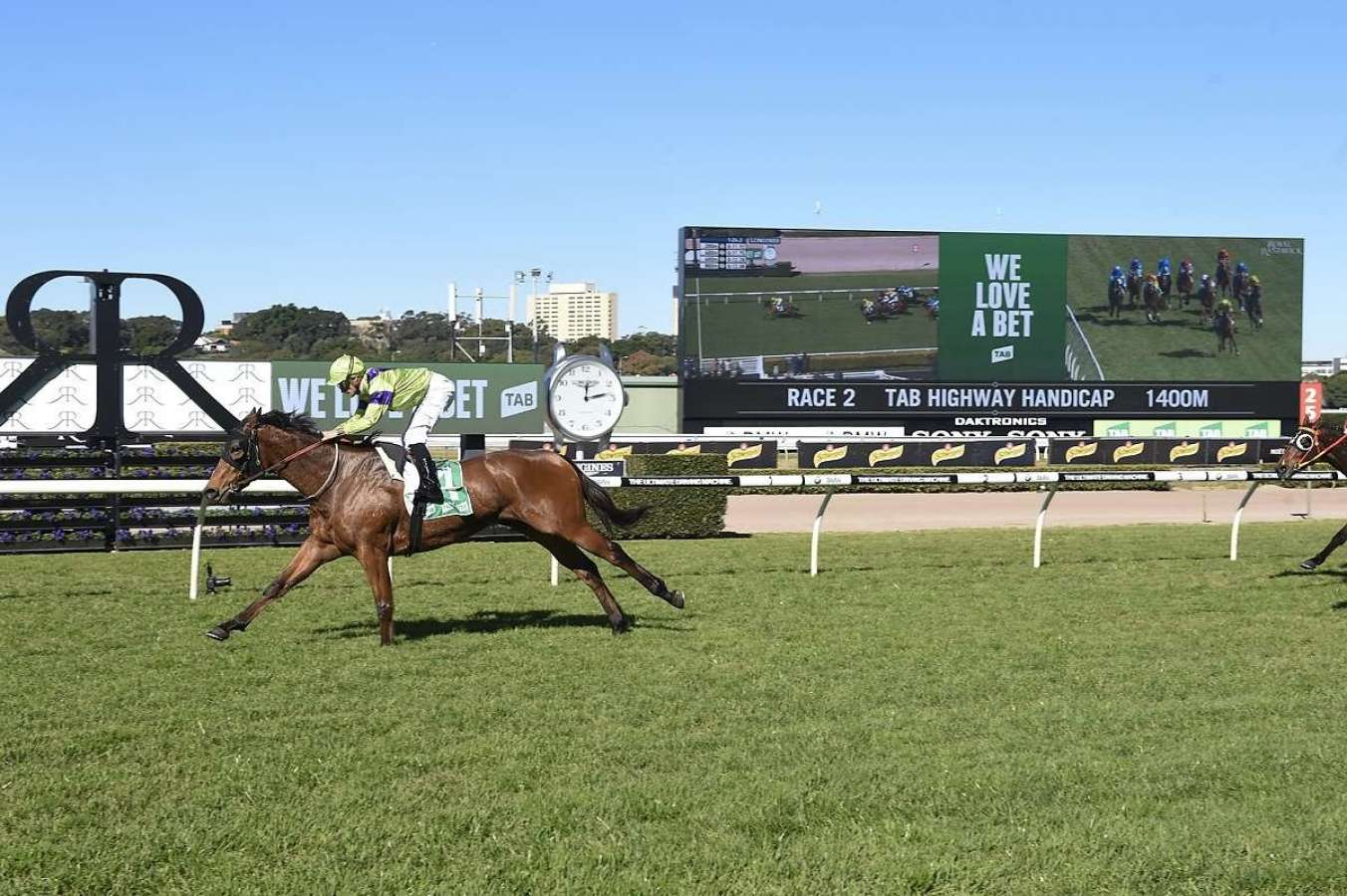 horse racing form guide saturday