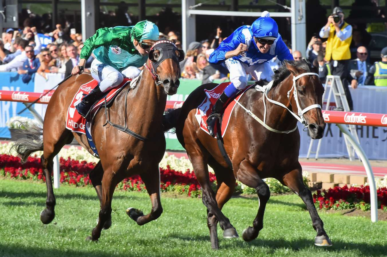 Winx Emirates Stakes decision Friday