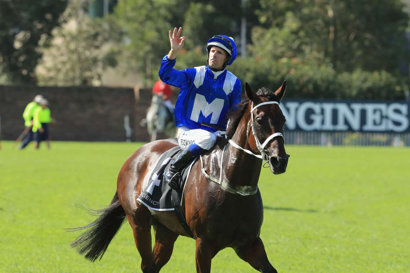 Winx's Connections Pass on Royal Ascot
