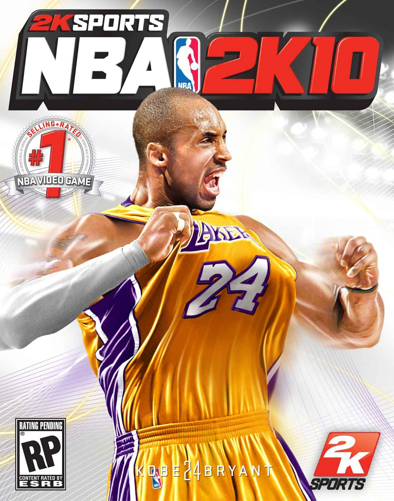 Image result for kobe bryant nba2k cover