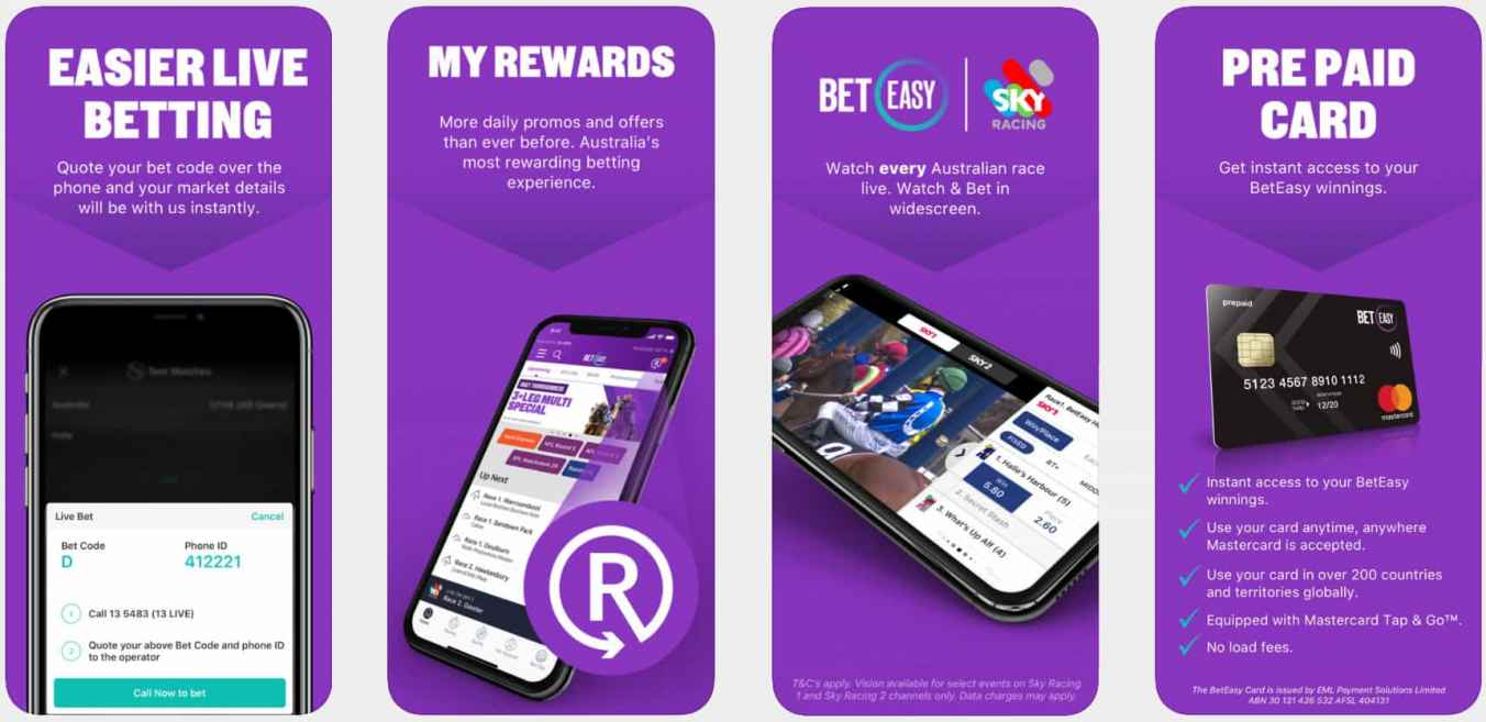 622c03c85 BetEasy Review and Exclusive  500 Bonus Bet Offer - Punters.com.au