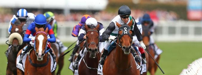 Melbourne Cup Lead Up Races