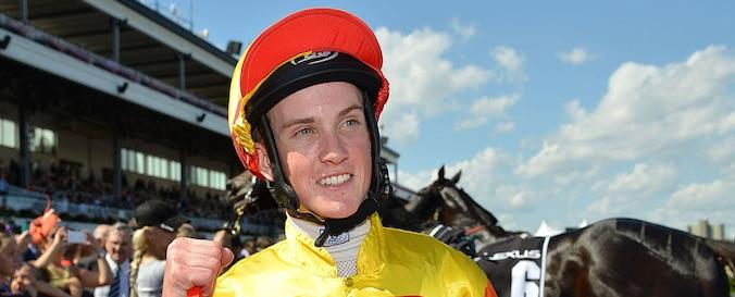 Chad Schofield Melbourne Cup Jockey