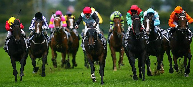 Eskimo Queen winning the 2008 Coolmore Classic