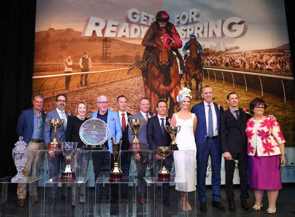 2018 Spring Racing Carnival launch