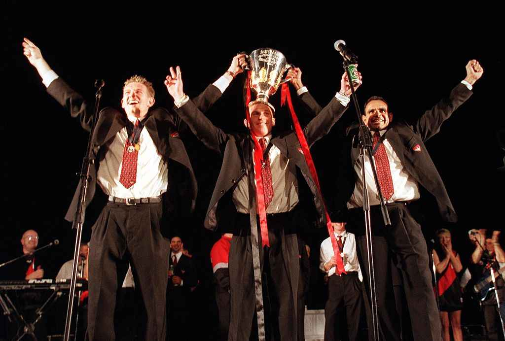 Essendon after the 2000 grand Final