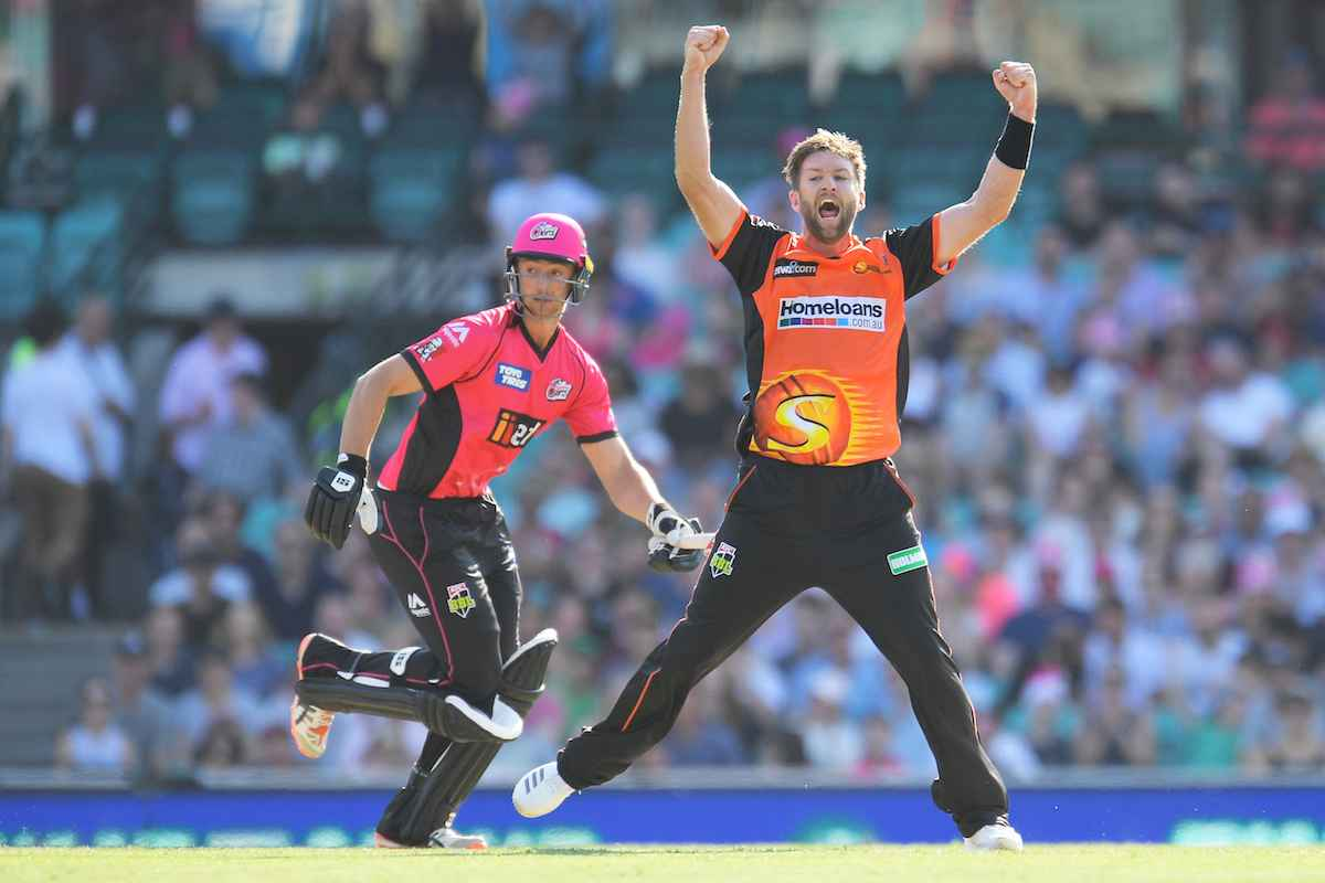 The Scorchers should notch up another victory against the Sixers