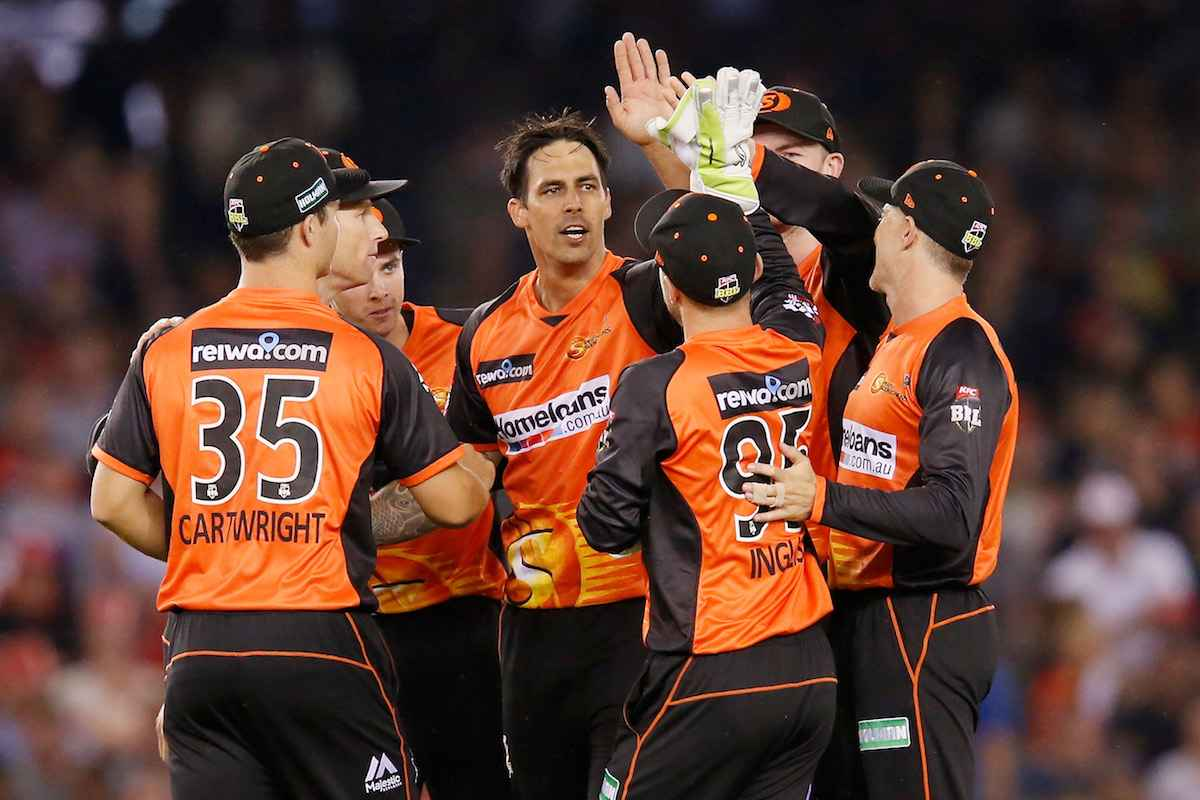 Johnson will hope to take apart the Renegades again