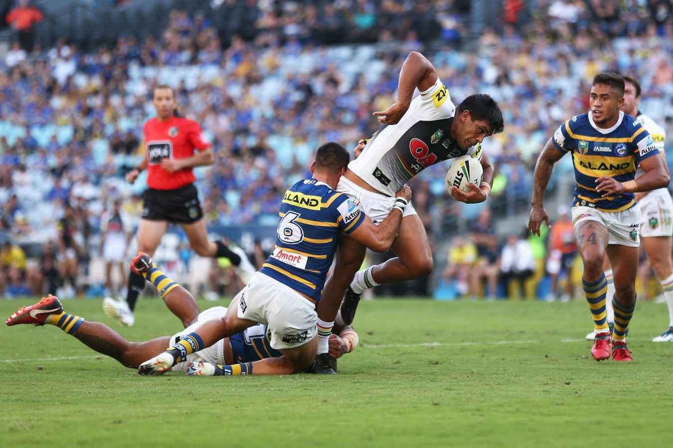 Eels v Panthers Round 5 2018