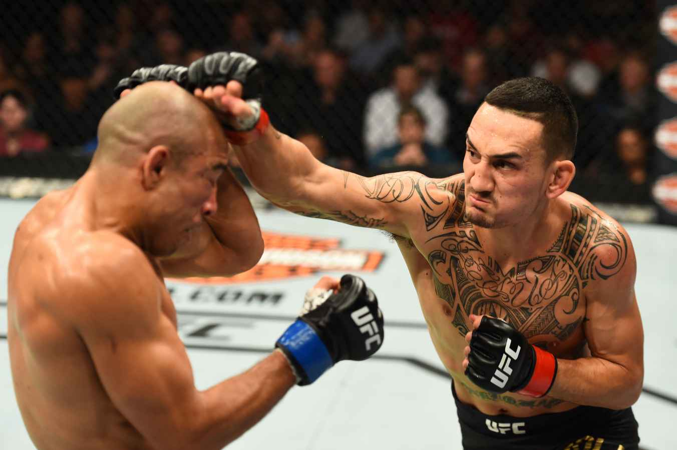 Holloway was all class against Jose aldo at UFC 218