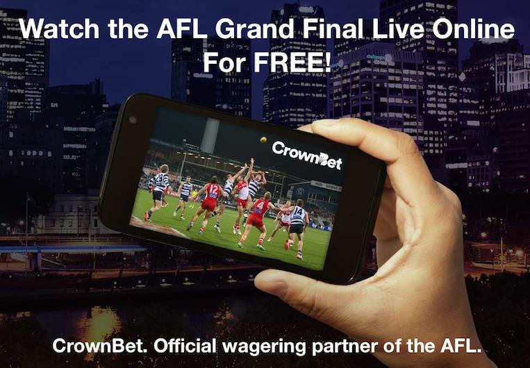 Live Stream this year's AFL Grand Final