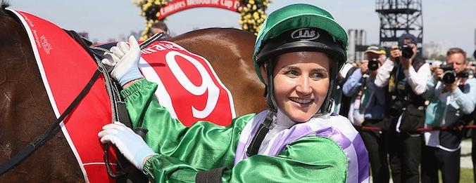 Michelle Payne Melbourne Cup Jockey