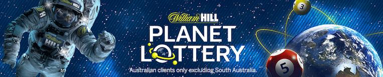 Planet Lottery with William Hill