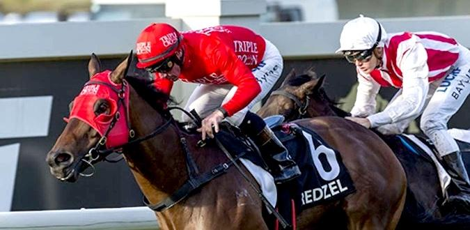 Redzel takes out the 2017 Doomben 10000