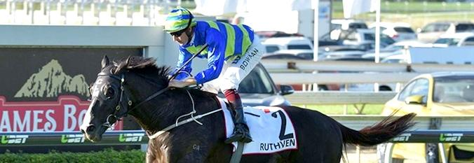 Ruthven takes out the 2017 Queensland Derby