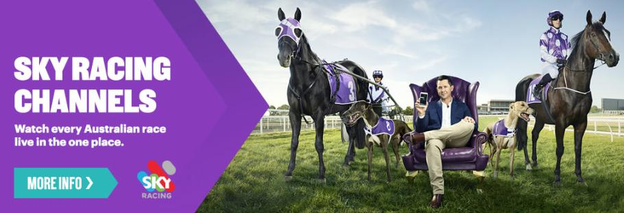 Get access to Sky Racing channels!