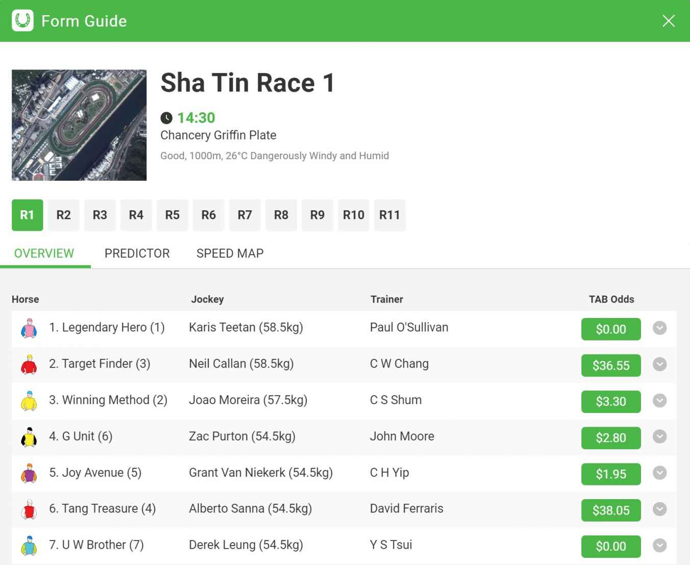 Sha Tin preview and tips: Sunday, June 16