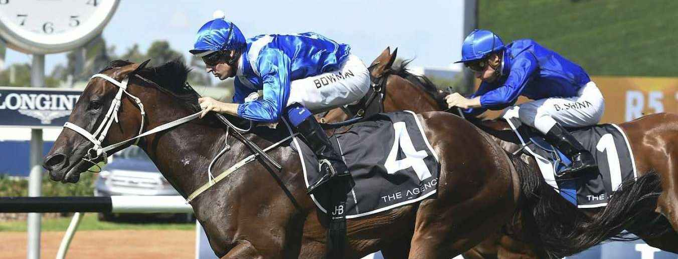 Winx makes it 24 straight in the 2018 George Ryder Stakes