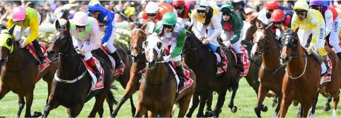 melbourne cup order of entry
