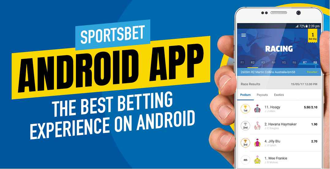 Form guide, Blackbook, Live Racing and more in Sportsbet iOS and Android apps