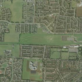 Redcar track map
