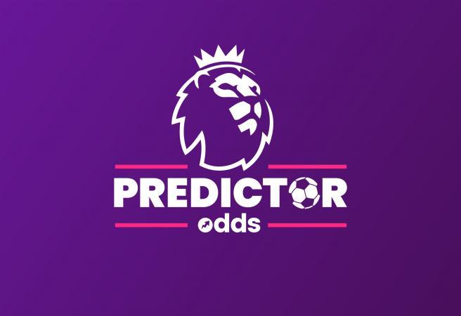 EPL Predictor: Week 10 Score Heatmaps