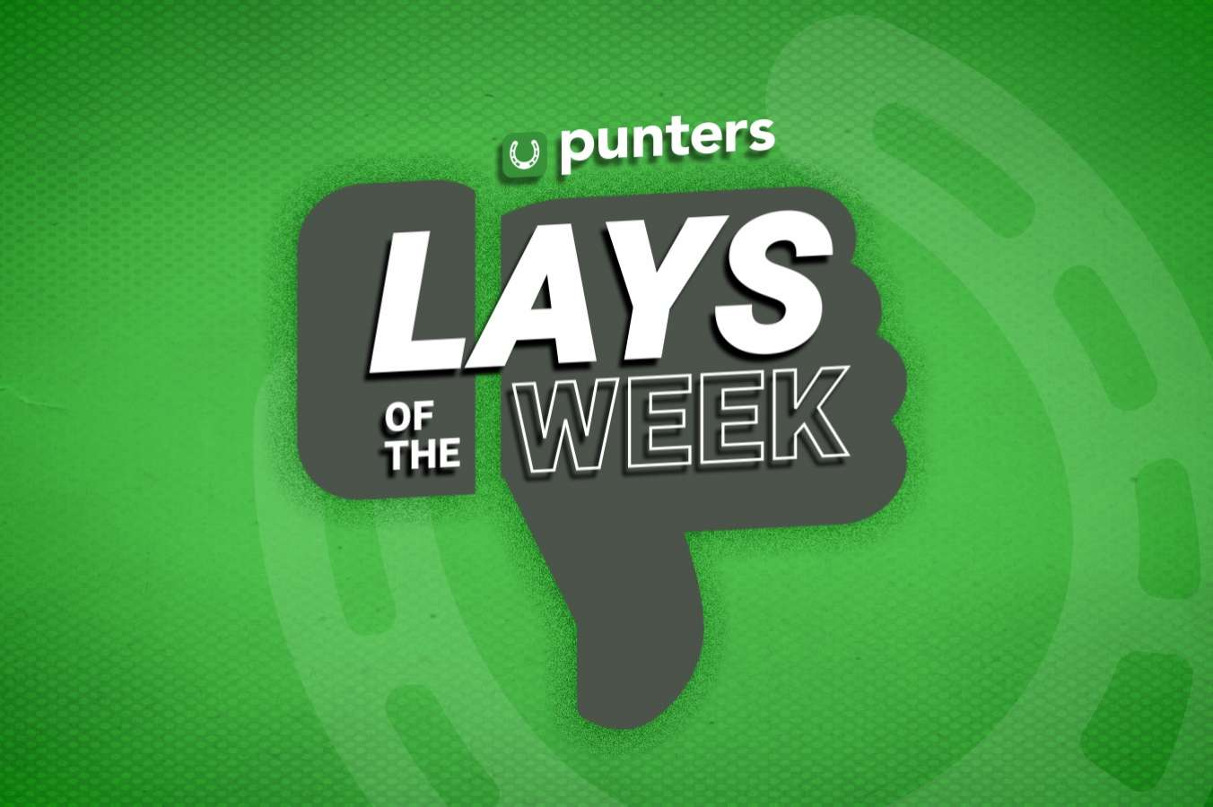 Lays of the week: Horses we're taking on this Saturday, April 10