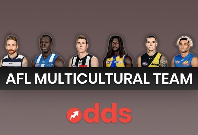 AFL Multicultural Team