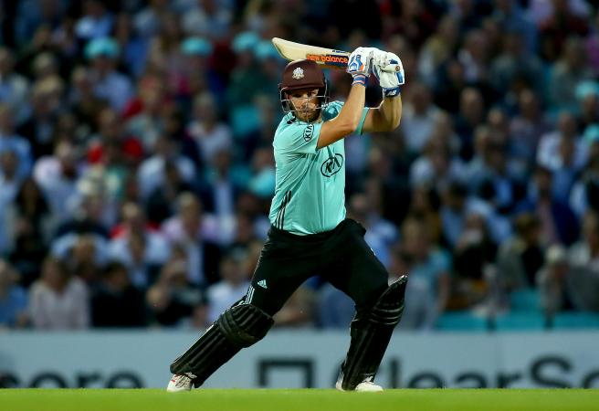 Aaron Finch's incredible English T20 form