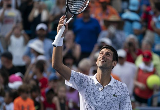 Djokovic creates history being first player to win every ATP Masters tournament