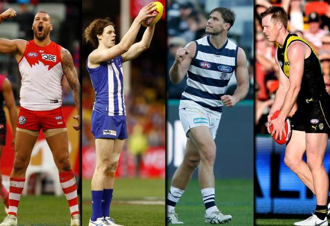 AFL Futures: Post Round 22 Betting Update