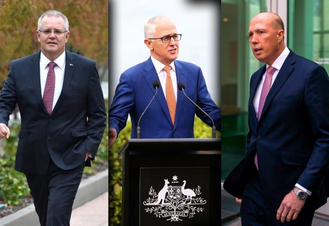 Lib Spill: Next leader of the Liberal Party Market Update