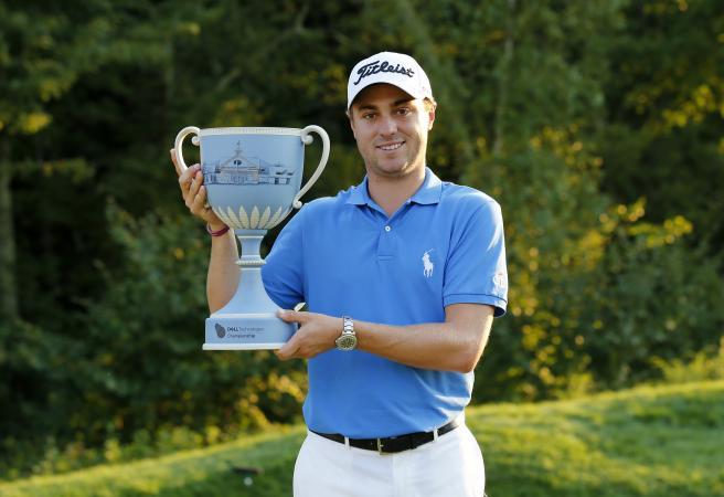 US PGA: Dell Technologies Championship