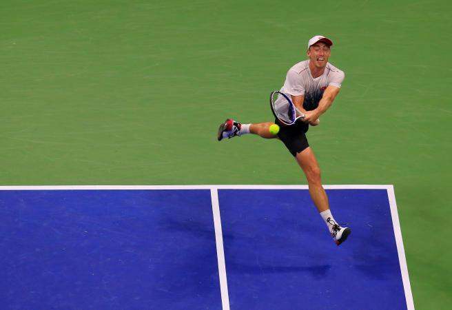 John Millman causes one of the biggest upsets in Grand Slam history