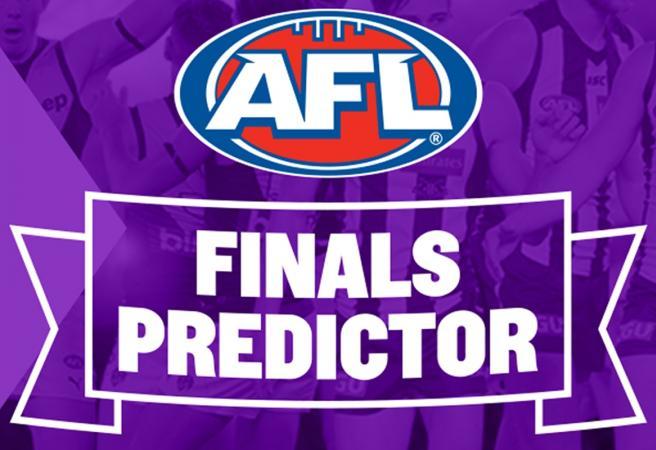 BetEasy's $125,000 AFL Finals Predictor
