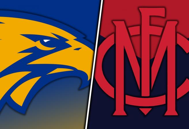 Preliminary Final: West Coast vs Melbourne Preview, Multi and Tips