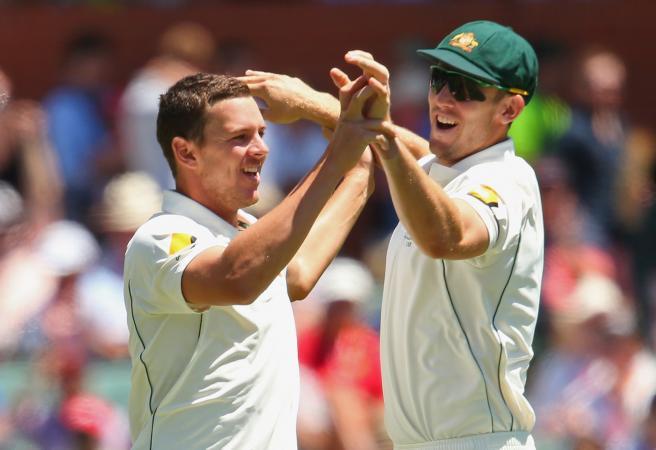 Australia name dual Test vice-captains