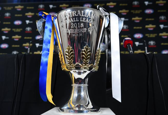 Early look at the 2019 AFL Premiership Market