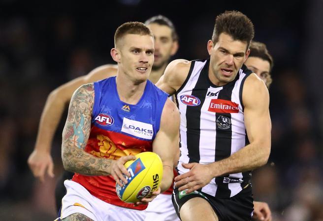 Brisbane star wants to return to Collingwood