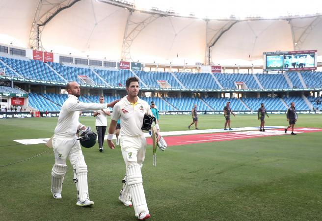 Australia survive Day 5 to hold on for a remarkable draw