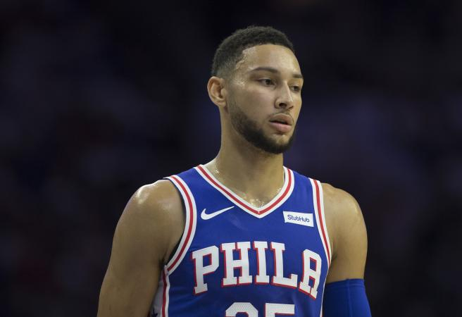 Simmons to miss clash against Detroit