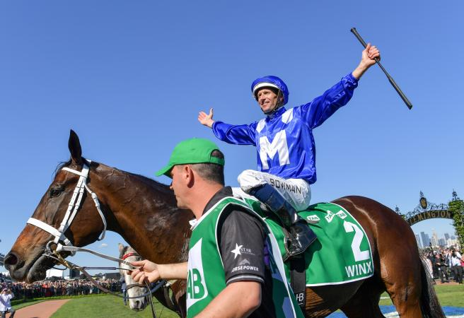 How to find value with Winx