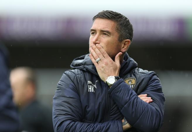 Harry Kewell sacked as Notts County manager
